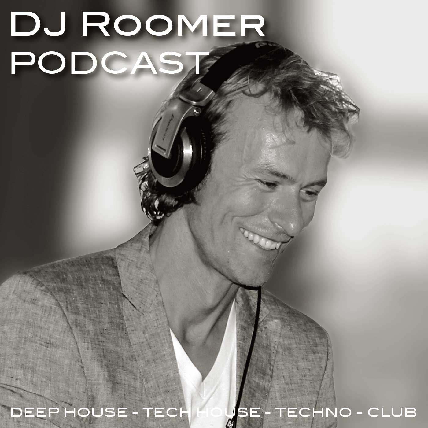 DJ Roomer's Deep House and Tech House podcast
